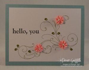 Hello You  upclose