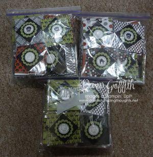 3 bags = 124 Founder Circle 2011 swaps