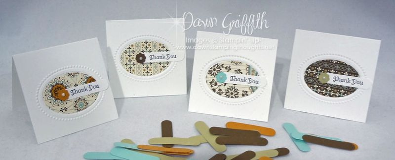 October 2011 Thank you notes