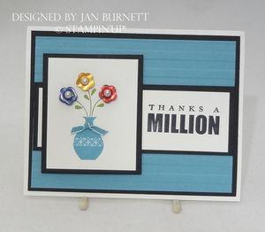 Jan Burnett Founders Circle 2011 Swap