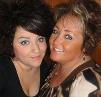 Jessie and Mom