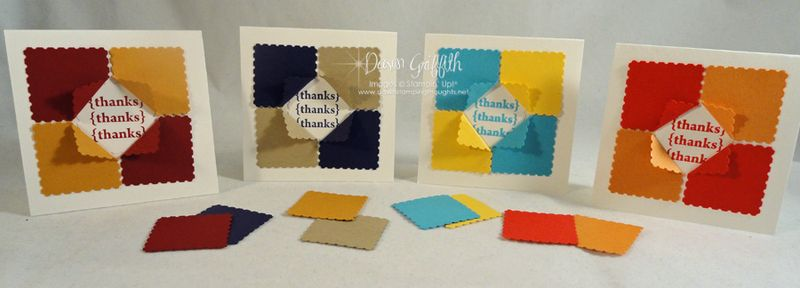 June 2011 Thank you notes