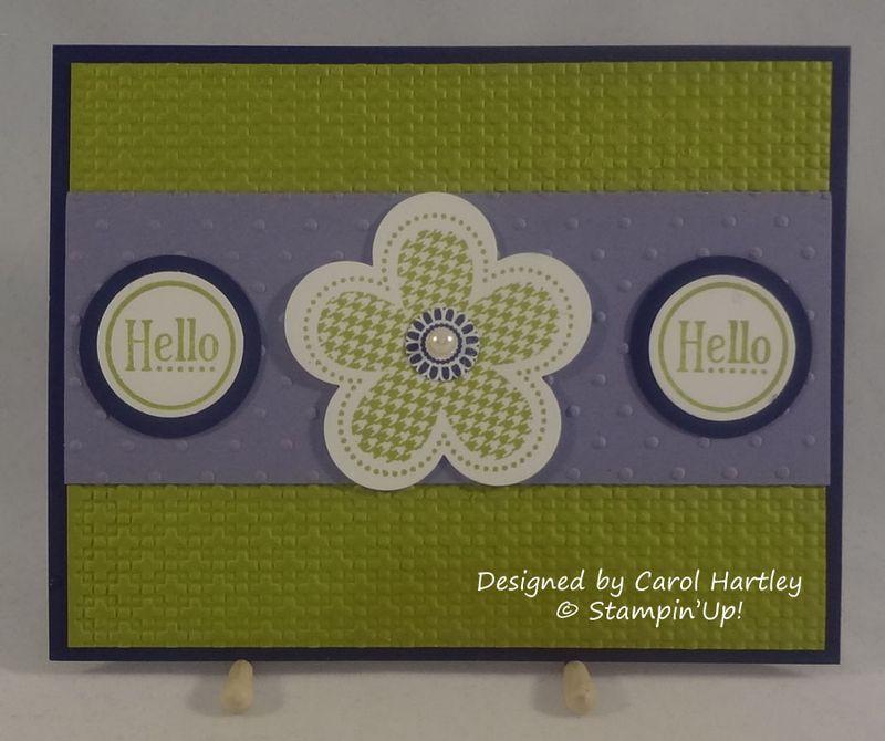 Carol Hartley swap