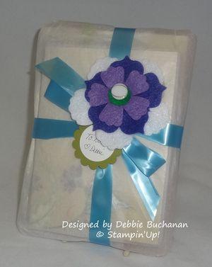 Gift from Debbie Buchanan unopened