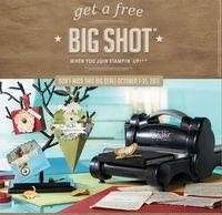 FREE Big shot