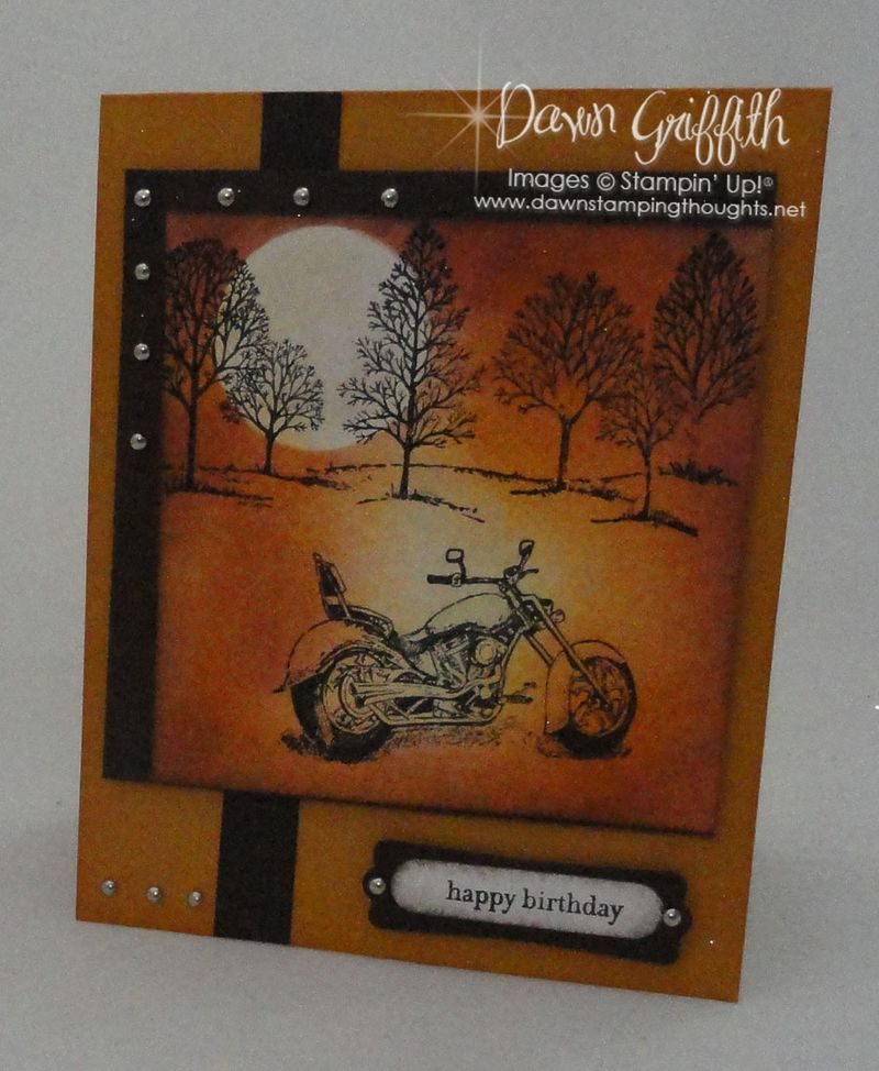 Andrews Birthday card