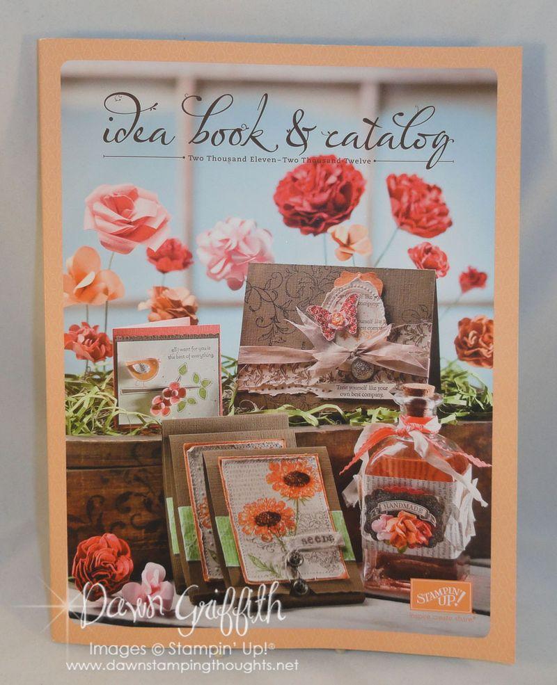 Brand new Idea book & catalog