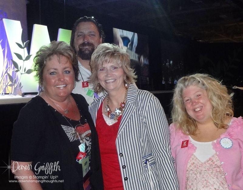 Convention friends