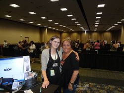 Whitney & Me  Convention 2011