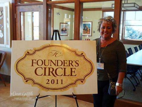 Founders Circle 2011 at Kanab