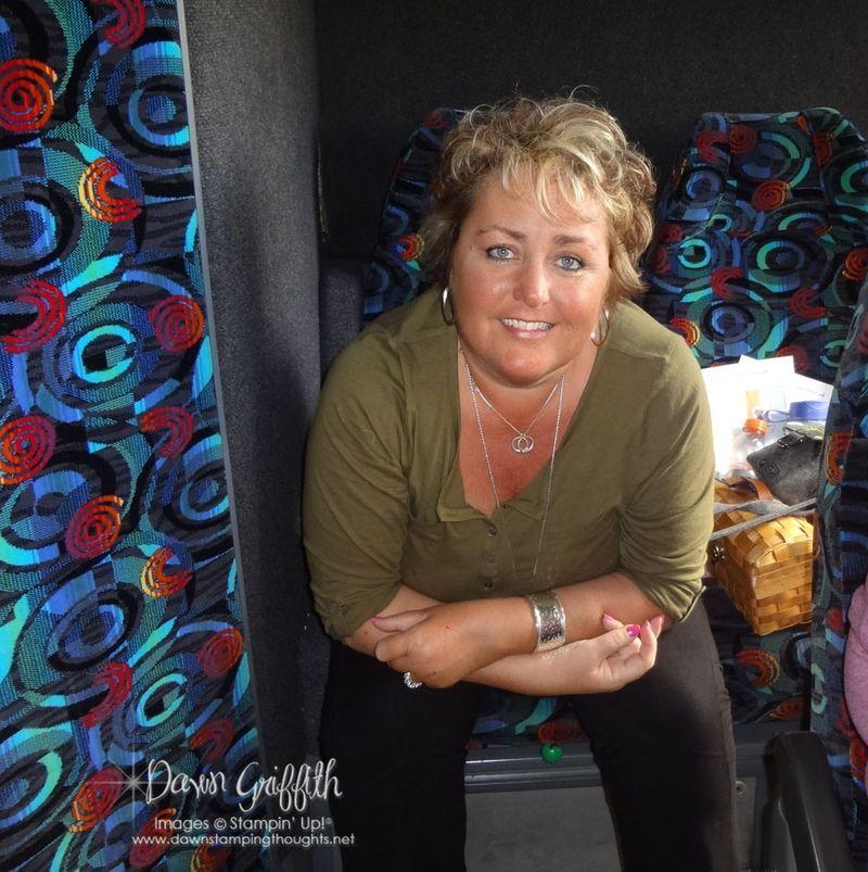 Bus Ride to Kanab 2011