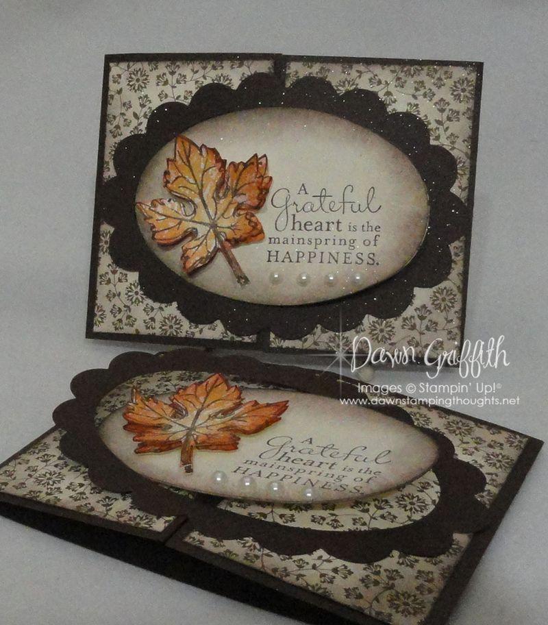 Grateful gate card
