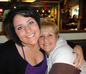 Jesie and Grandma #1  12-1-11