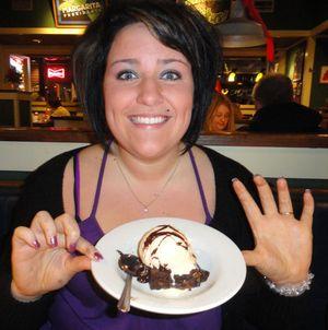 Birthday dessert 12-1-11