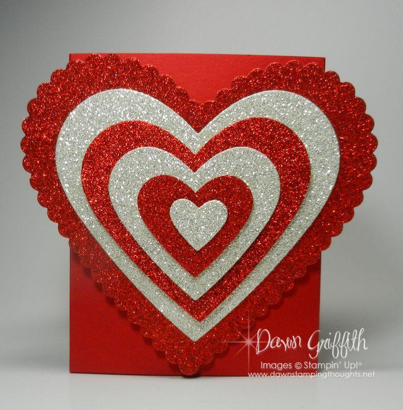 Valentine box  of Chocolate