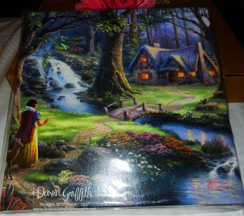 Final night Pillow gift ~ Beautiful