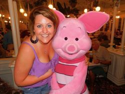 Piglet and Jess