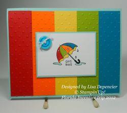 Disney 2012 Lida Depencier swap