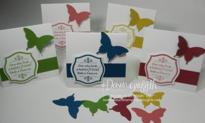 June 2012 Thank you notes