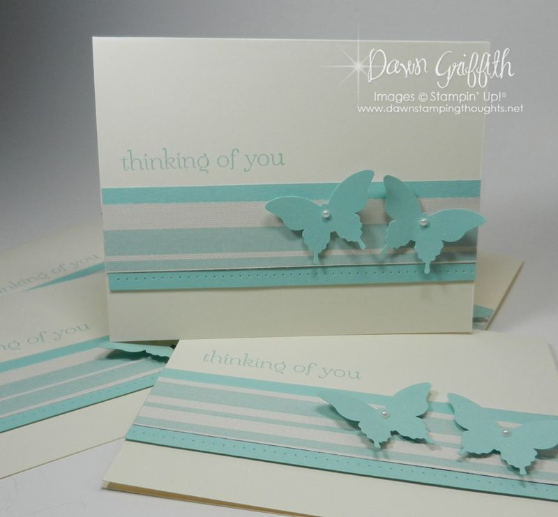 Carol's Hostess cards