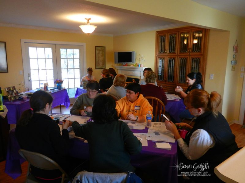 Dee's Workshop of a lifetime  2012