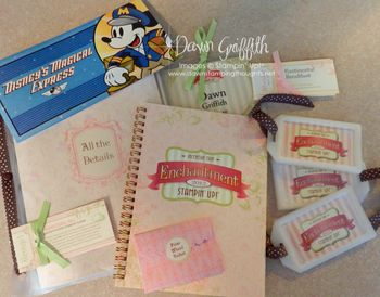 Disney with Stampin Up!