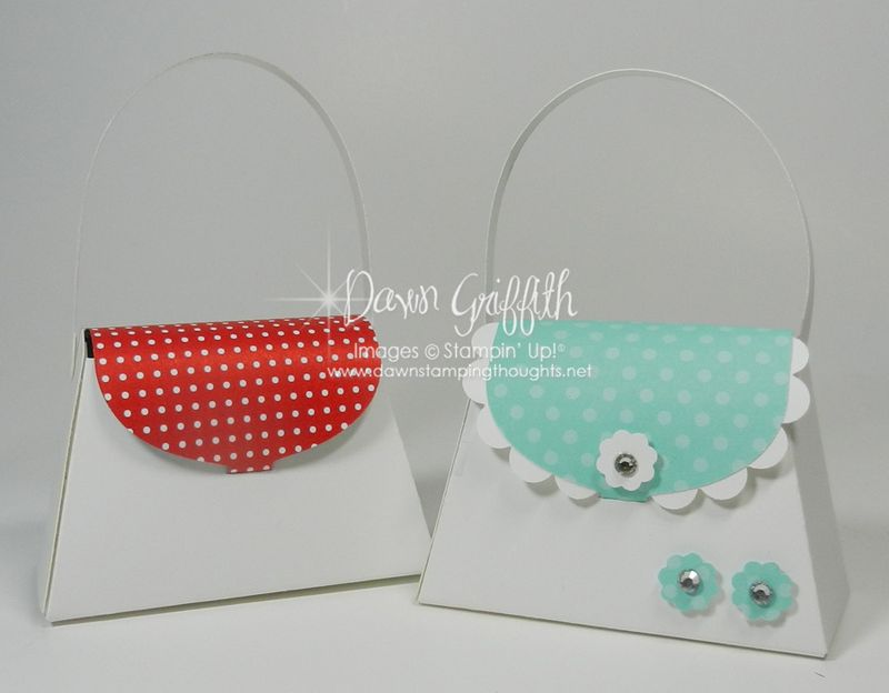 Petite Purse with DSP flap