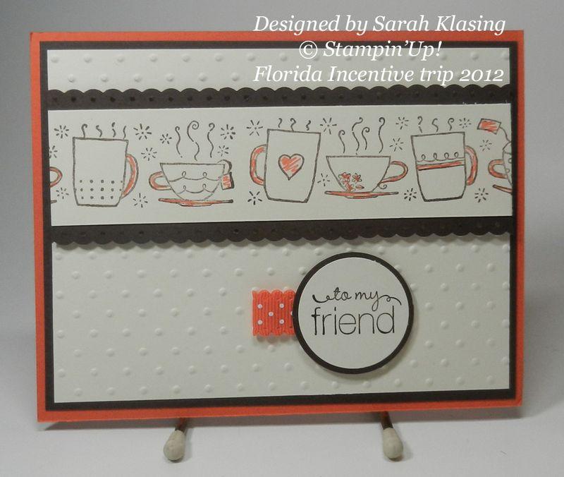 Disney 2012 Sarah Klasing Swap
