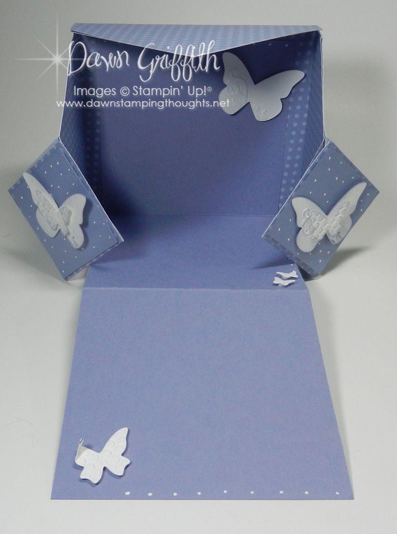 Fancy Fold album open