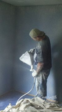 Hubby Painting