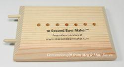 Bow Maker from Meg Daves