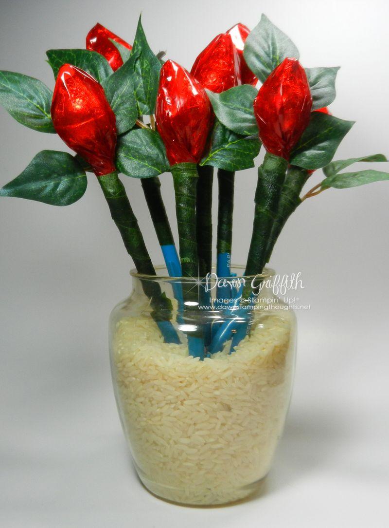 Rosebud pens