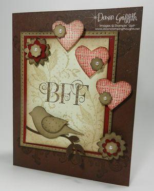 BFF card