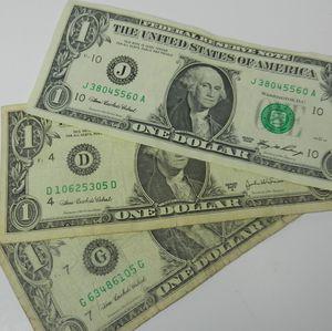Jessie's JDG dollar bills