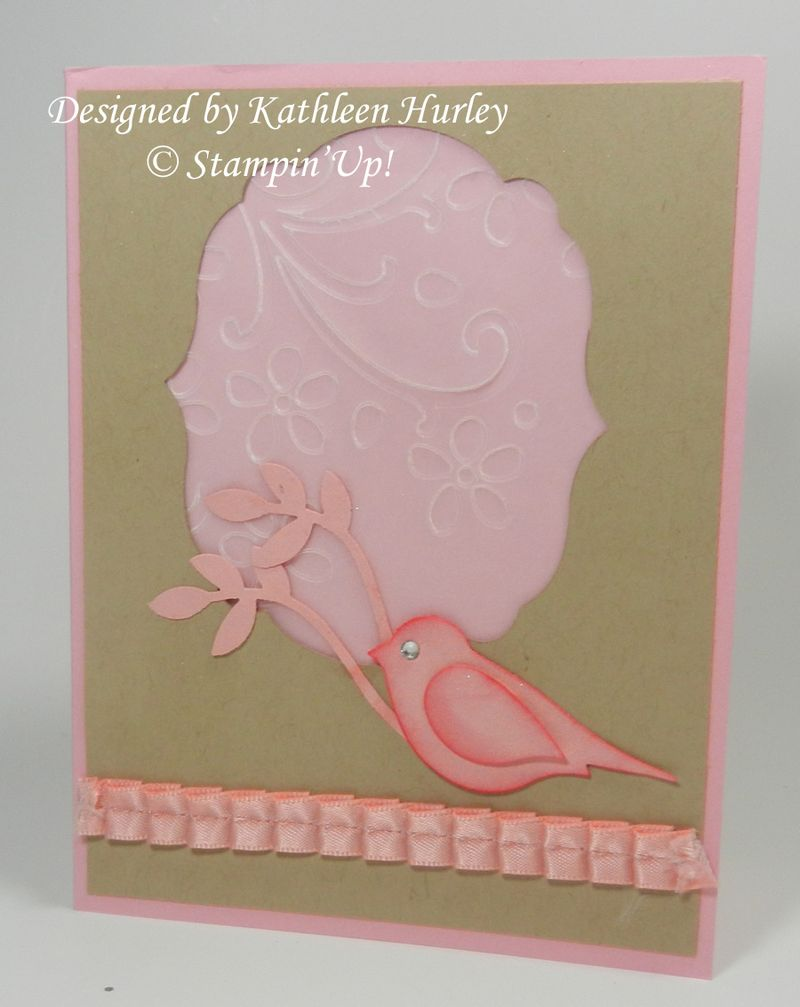 Kathleen Hurley Easter card