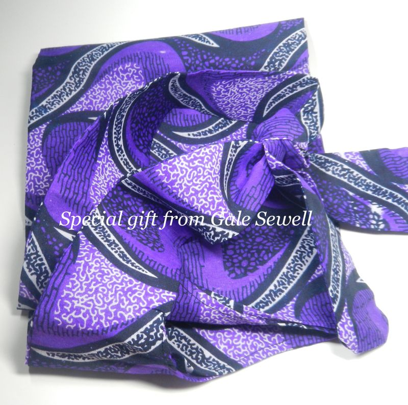 Beautiful Bag from Gale Sewell