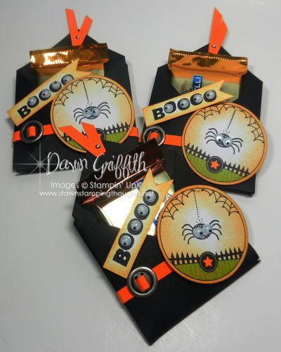 Double Pocket  treat  holders