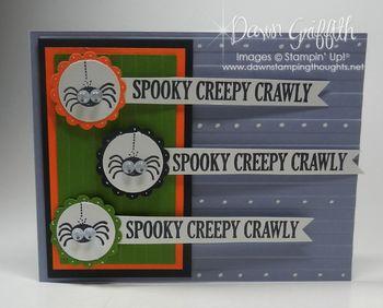 Spooky Creepy Crawly