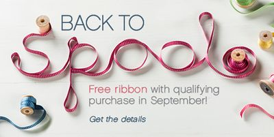 Back to Spool Promotion for Sept 2012