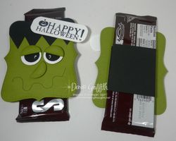 Frankie candy bar holders back side #1