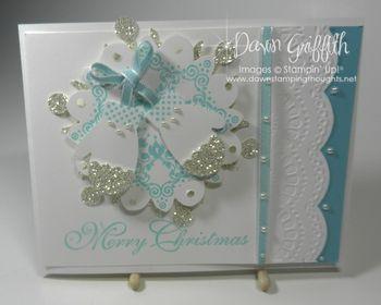 Merry Christmas Mittens