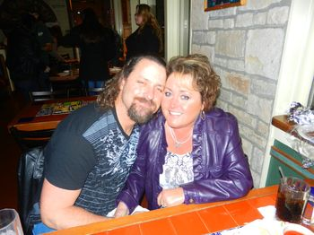 Hubby and I 1-4-2013