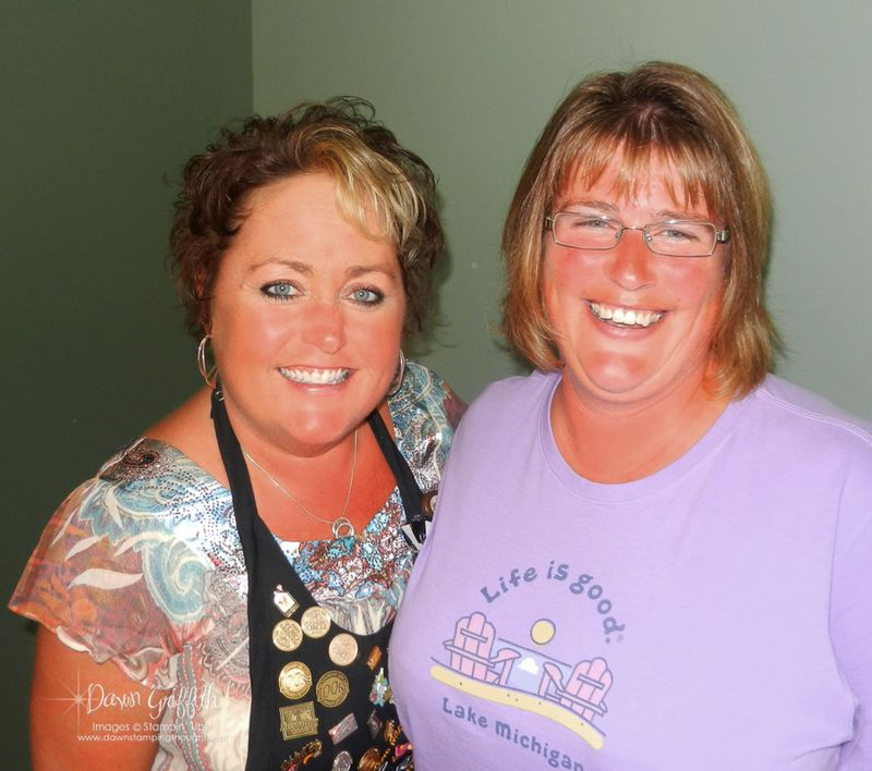 Fun times with Peggy 9-19-2012