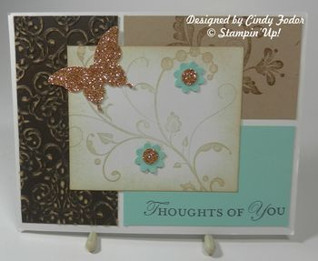 Thoughts of you swap from Cindy Fodor