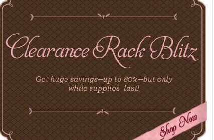 Clearance Rack Blitz #1