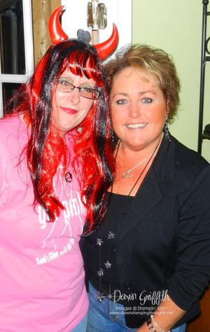 Gina and Me Oct 20 2012