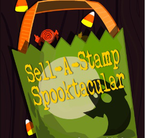 Sell a stamp Spooktacular Oct 29 2012 1 Day ONLY