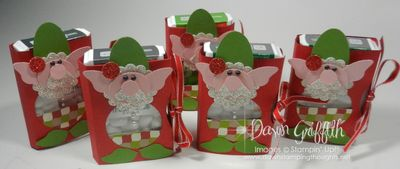 Elf tic tac holders