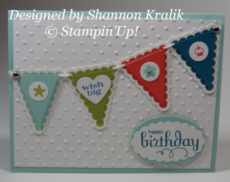 Birthday card from Shannon Kralik