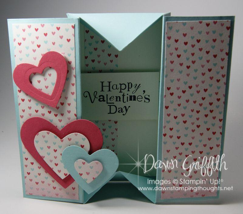 Valentine Box Card